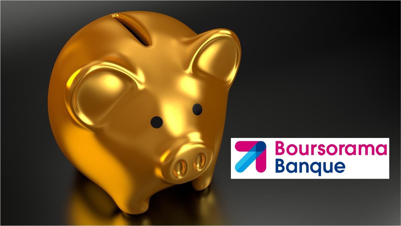 Boursorama banque : offre de parrainage exceptionnelle, gagnez de l'argent en passant sur une banque en ligne