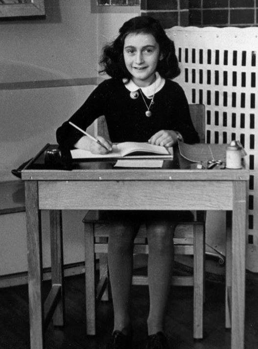portrait Anne Frank - que faire à Amsterdam ?