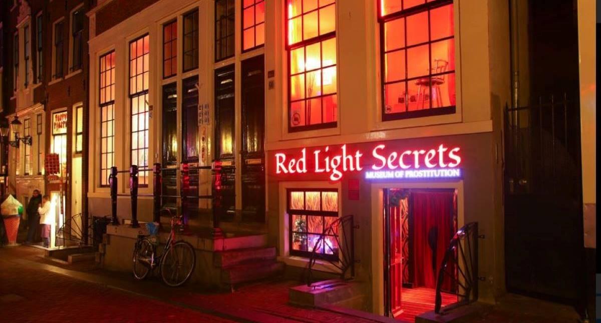 visite quartier rouge Amsterdam