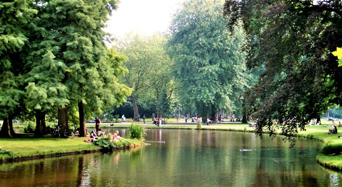 Vondelpark Amsterdam - Que faire a Amsterdam ?
