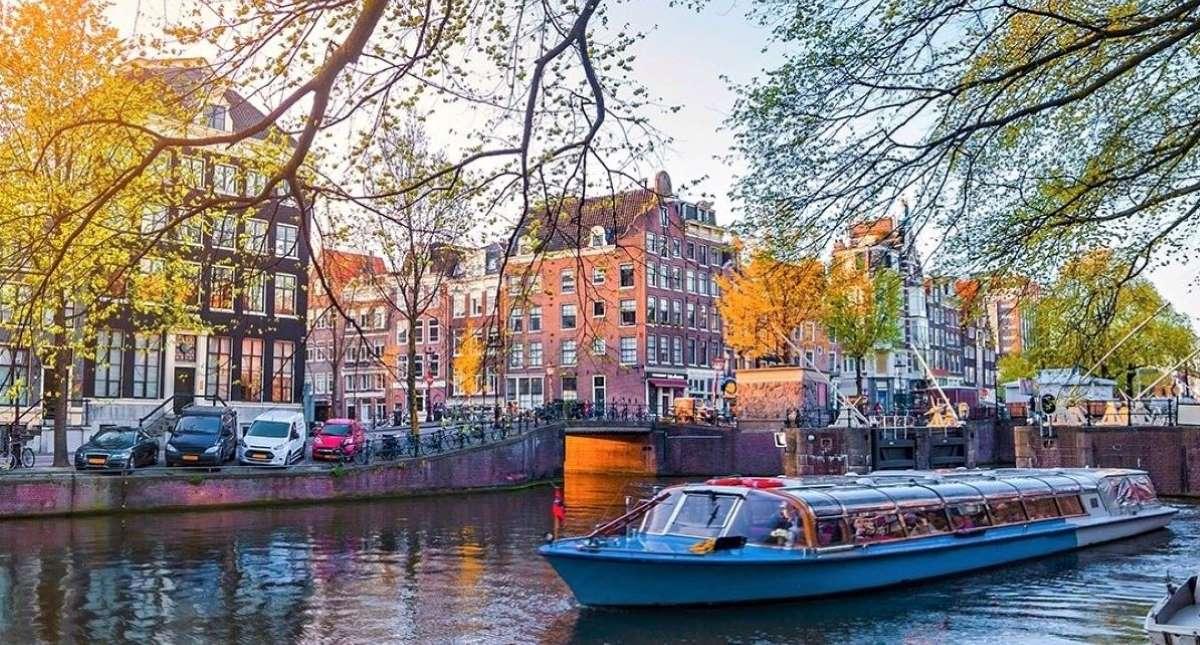croisière canaux Amsterdam - que faire à Amsterdam ?