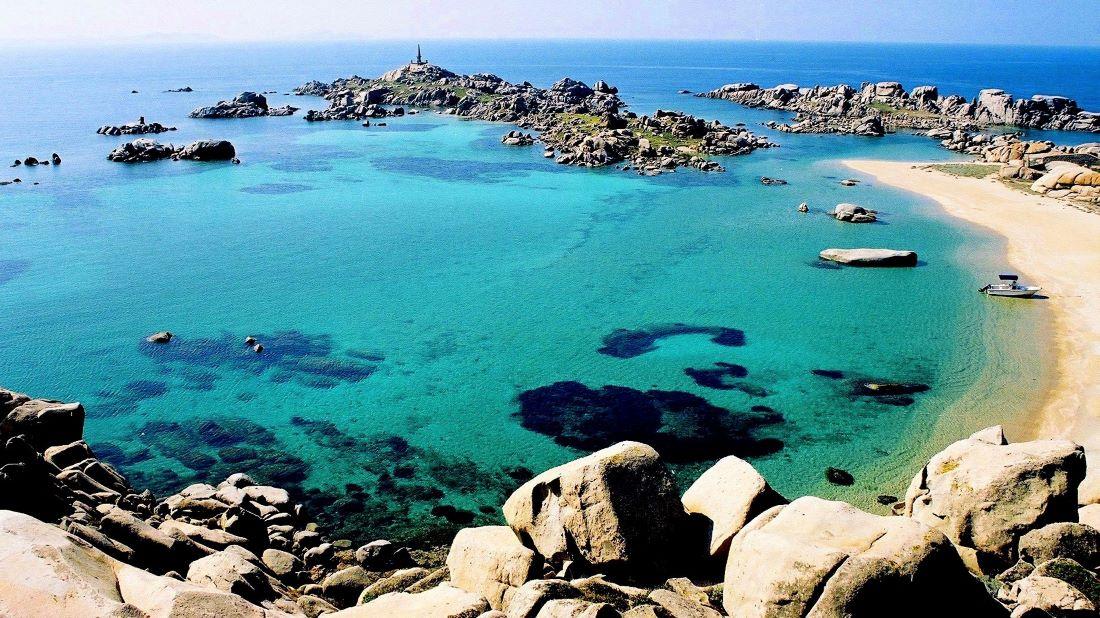 Les îles Lavezzi - Plus belles plages Corse
