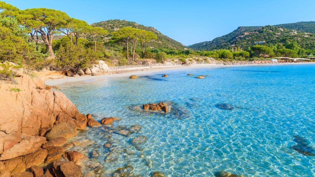 Plage de Palombaggia - Plus belles plages Corse