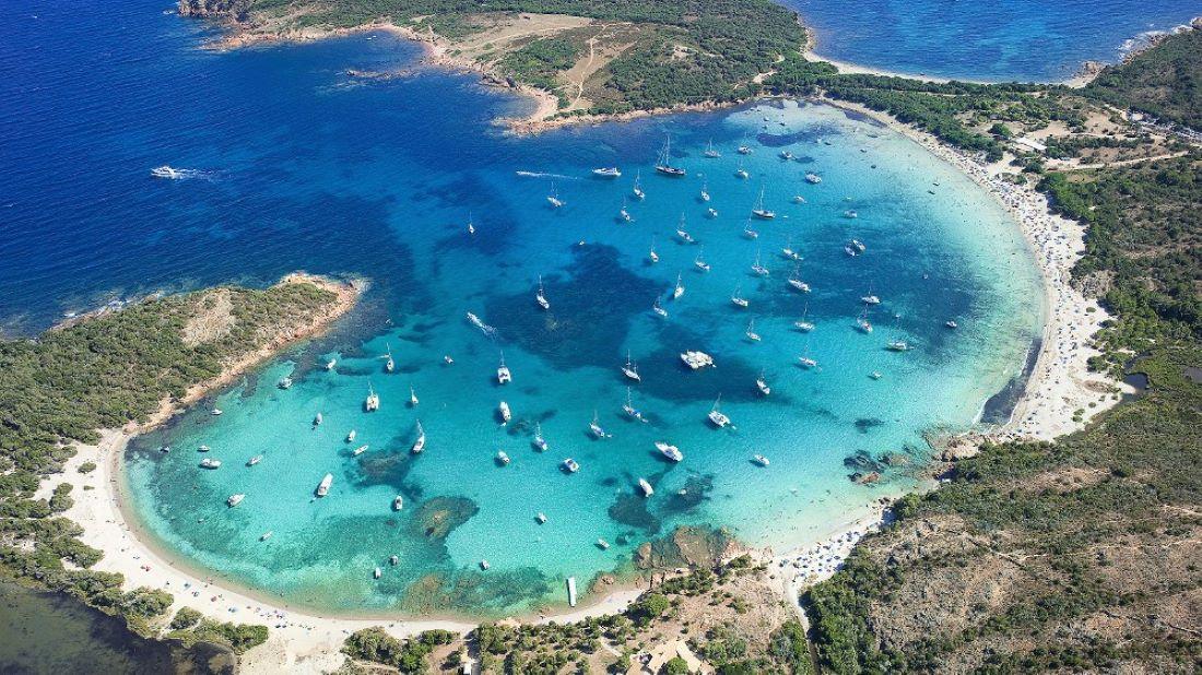 Plage de Rondinara - Plus belles plages Corse