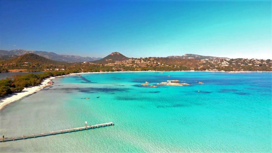 Plage de Santa Giulia - Plus belles plages Corse
