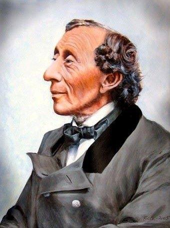 Hans Christian Andersen, romancier et poète danois
