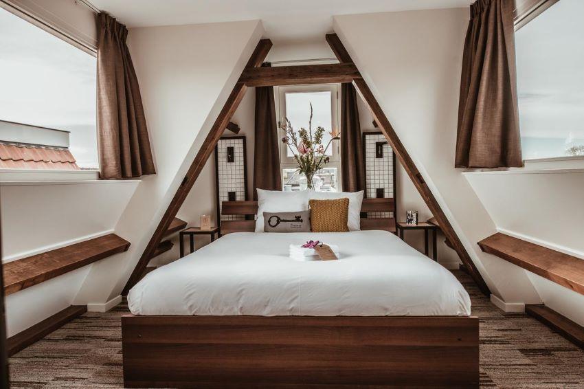 Où loger à Amsterdam - Hôtel Mr. Jordaan