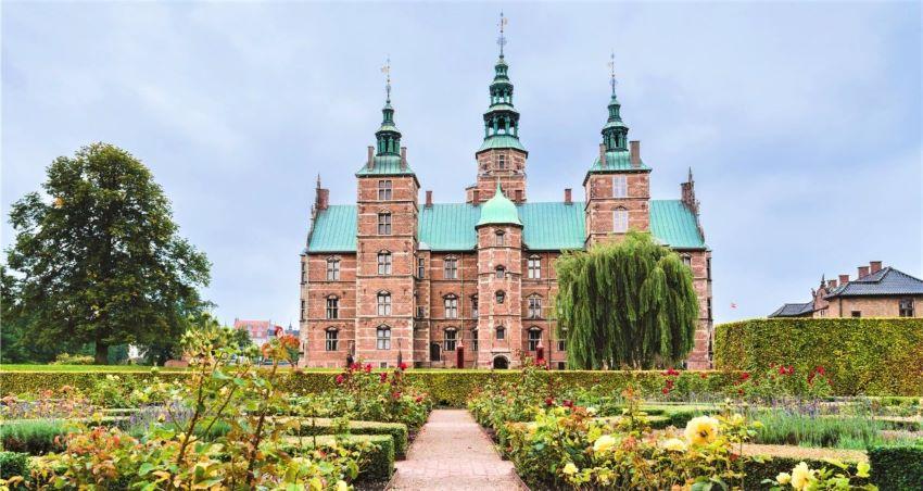 Château de Rosenborg - Rosenborg Slot Copenhague