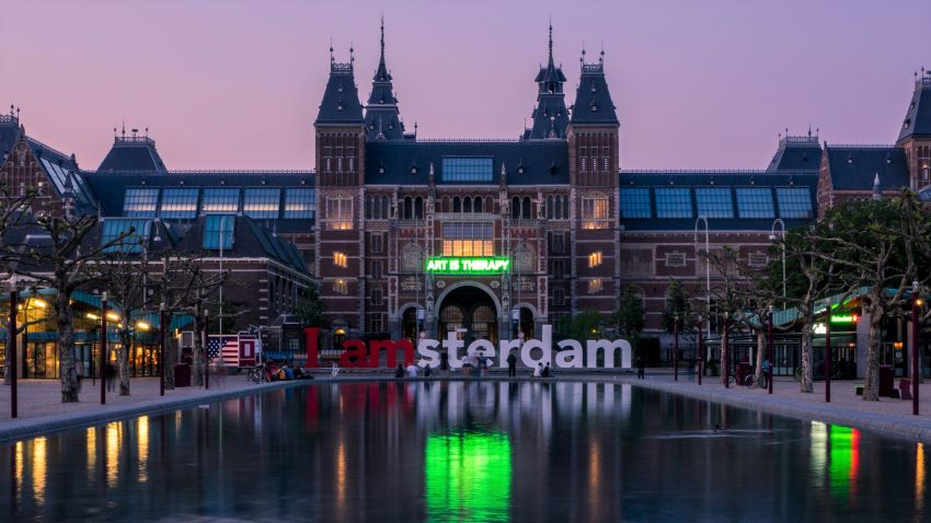 amsterdam - trouver un hôtel