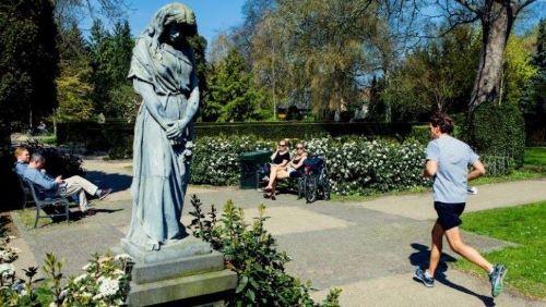 Que faire à Copenhague ? - le cimetière Assistens