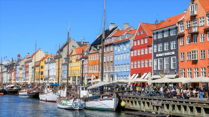 Que faire à Copenhague ? - les quais de Christianshavn