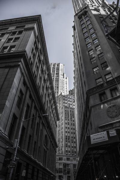 New York vol pas cher