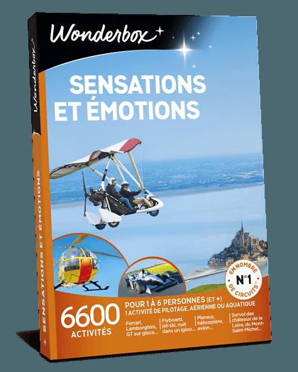 box sensations et émotions