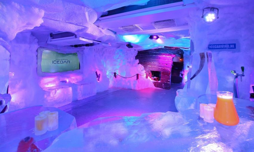 Amsterdam City Card - Xtracold Icebar Amsterdam