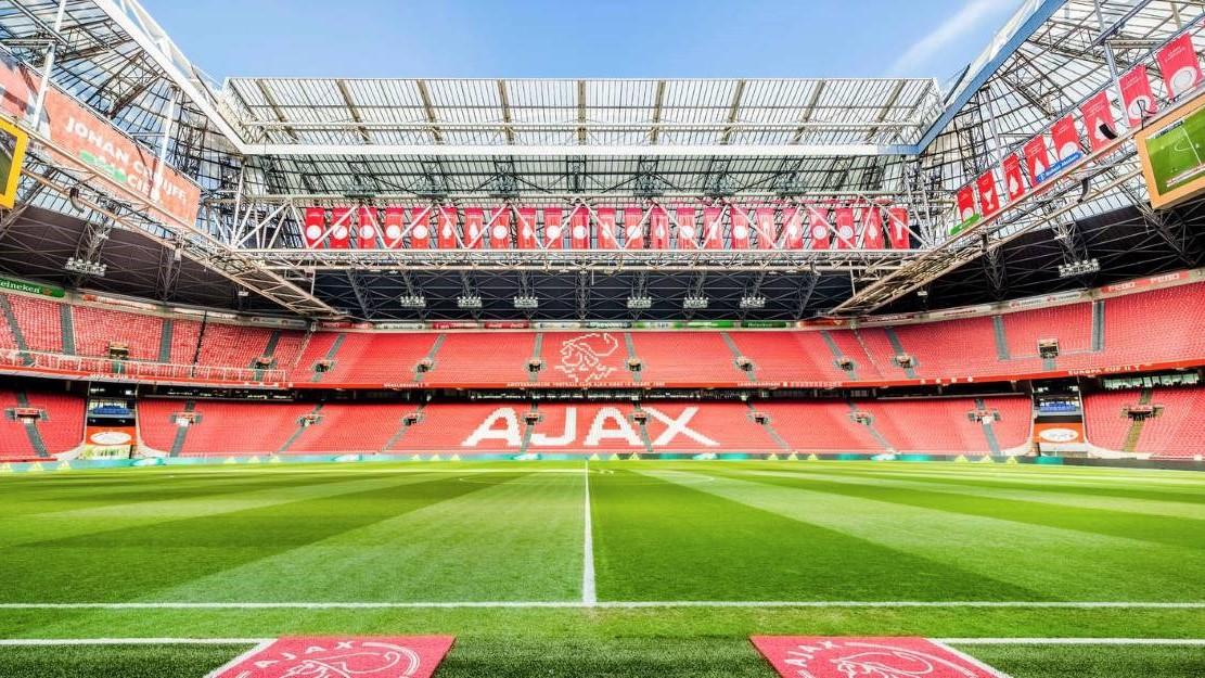 visite stade ajax johan cruyff arena