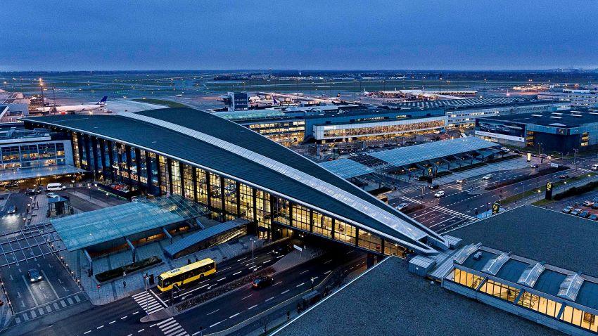 aéroport de Copenhague CPH
