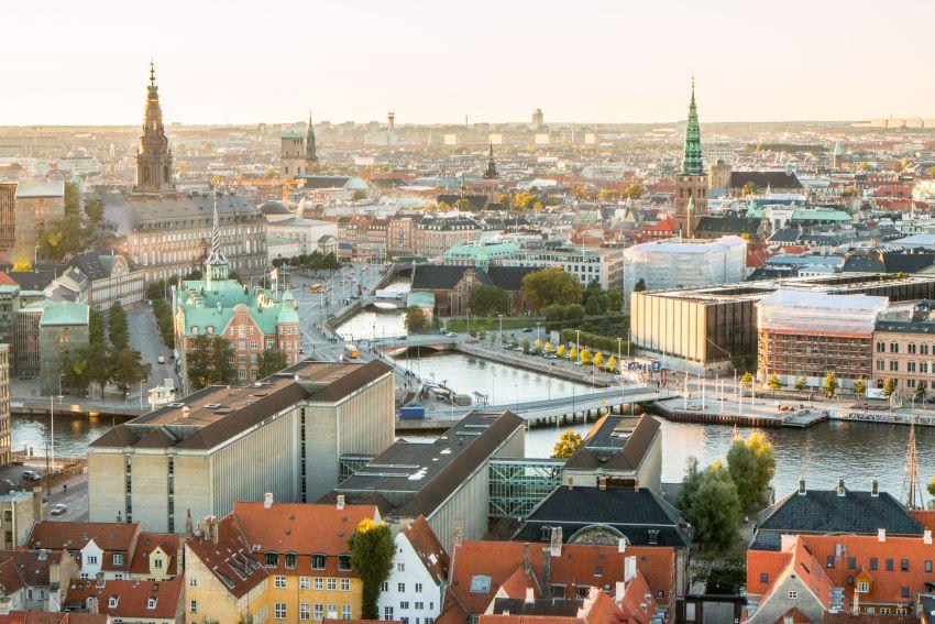 Copenhague vue - Copenhagen Card
