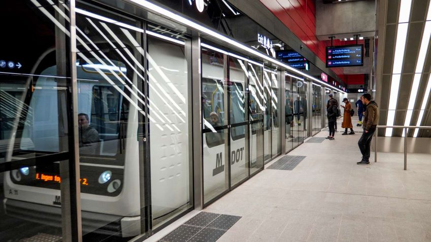 metro Copenhague