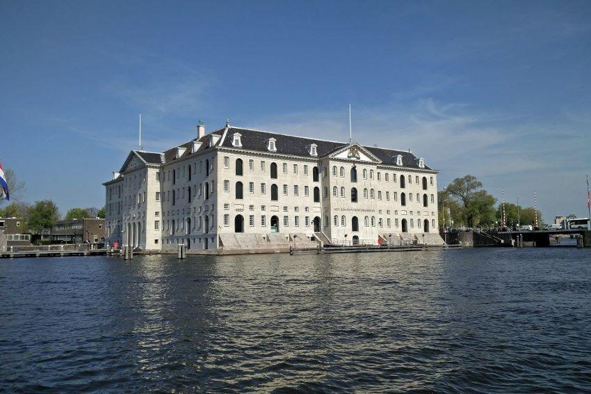 musée maritime national à Amsterdam