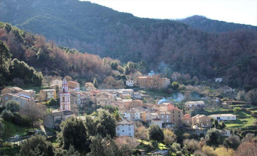 Via ferrata Peri - Corse-du-Sud
