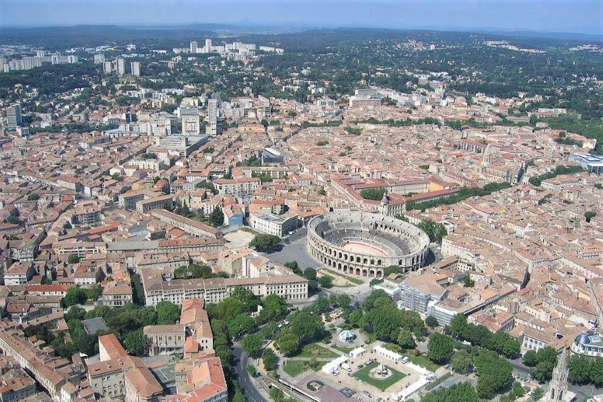 saut en parachute Nîmes