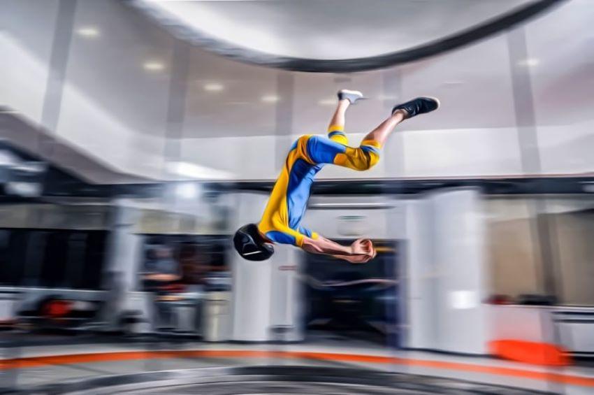 saut en parachute tandem Bretagne