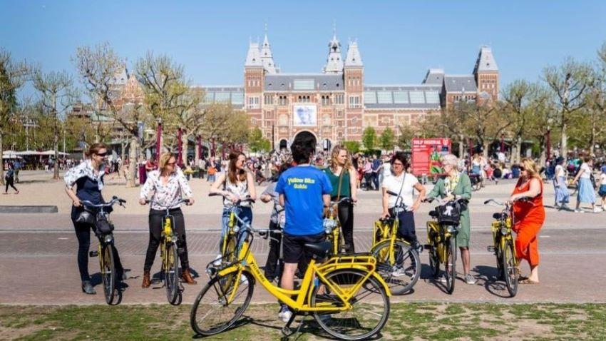location vélo Amsterdam