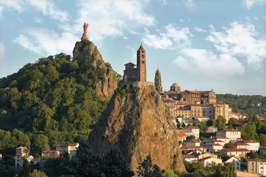 saut en parachute tandem Puy-en-Velay Auvergne