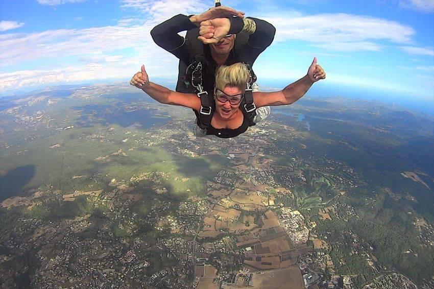 saut en parachute Tarbes