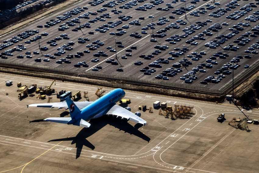 parking aéroport pas cher