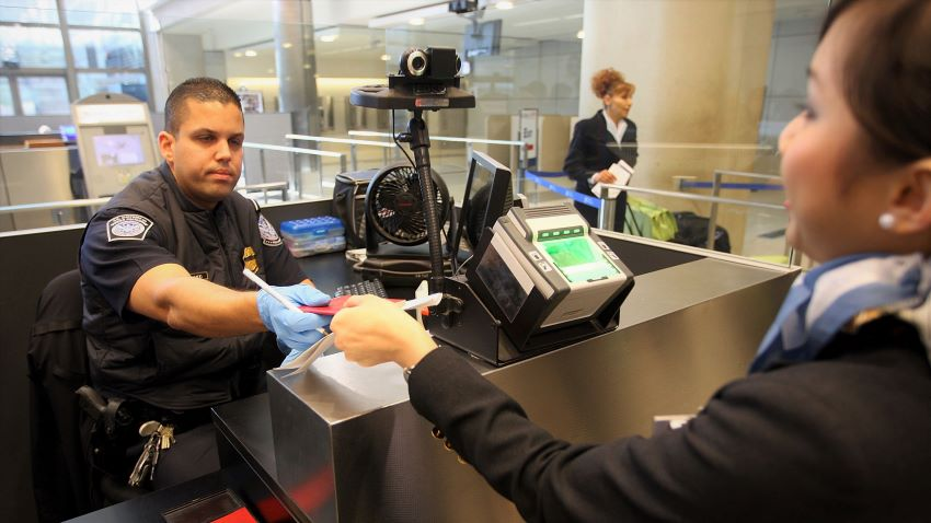 Customs and Border Protection - Immigration