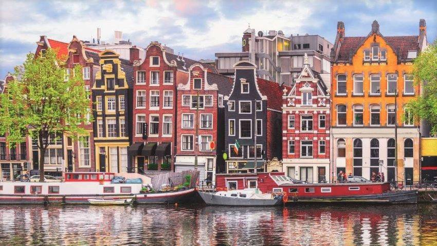 Visiter Amsterdam - les canaux d'Amsterdam