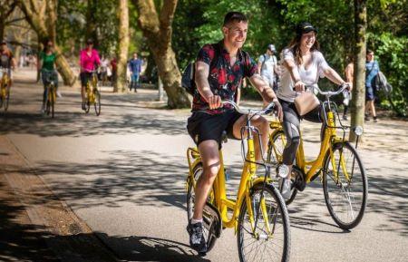 amsterdam location vélo