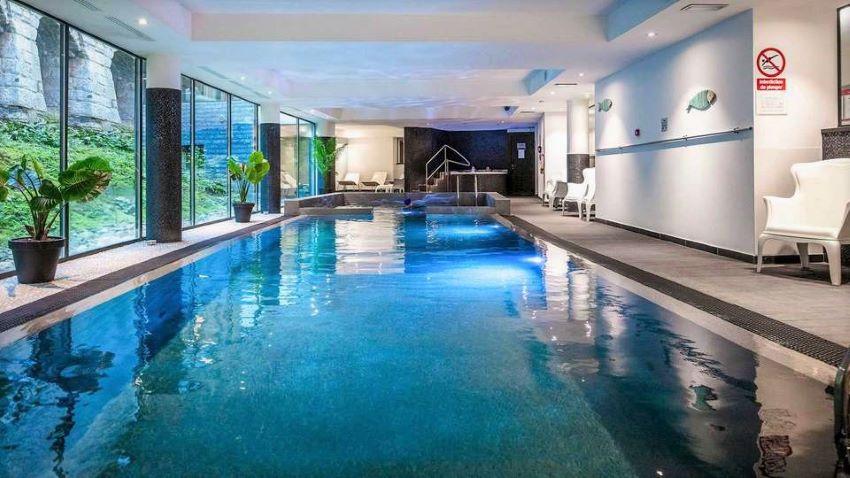 week-end pas cher spa piscine détente