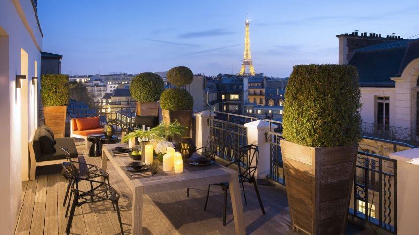 se faire surclasser gratuitement - hôtel nouveau à Paris