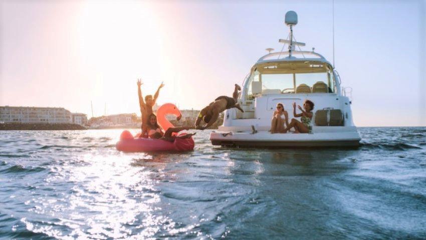 louer un bateau pas cher - Carnon