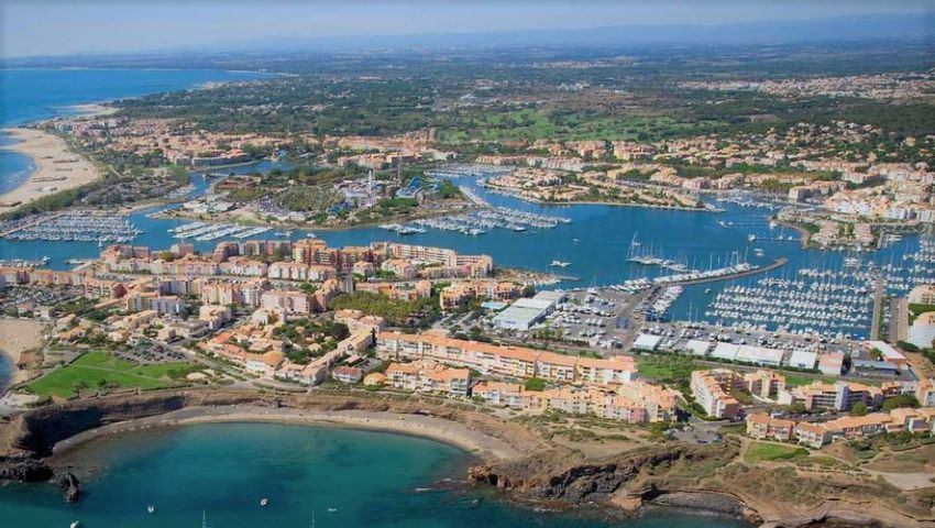 la Grande Conque au Cap d'Agde