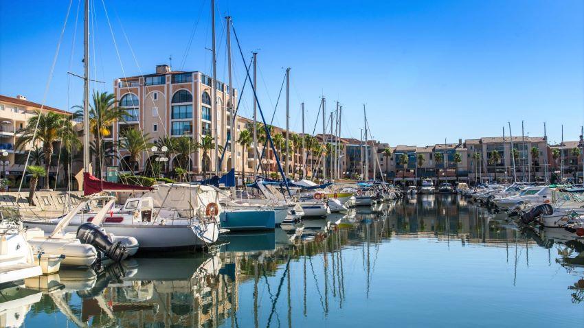 Argelès-sur-Mer - louer un bateau pas cher